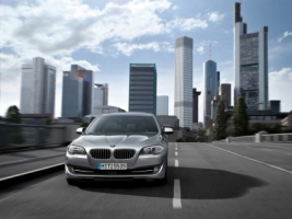 2011 BMW 5 Series Wallpaper BMW Cars