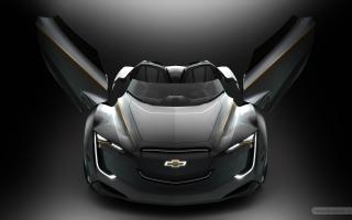 2011 Chevrolet Mi ray Roadster Concept
