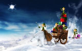 2011 Christmas Elfs Gifts