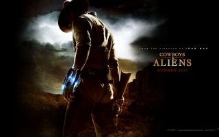 2011 Cowboys and Aliens