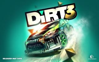 2011 DiRT 3 Game
