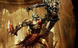 2011 God of War 3 Game
