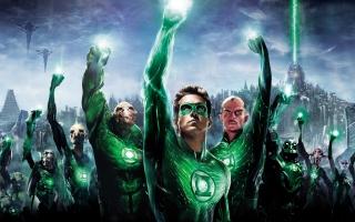 2011 Green Lantern 3D