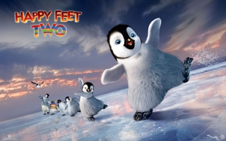2011 Happy Feet 2