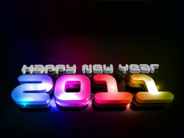 2011 Happy New Year