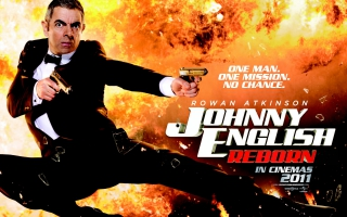 2011 Johnny English Reborn
