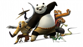 2011 Kung Fu Panda 2 HD
