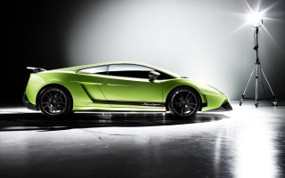 2011 Lamborghini Gallardo LP 570 4 Superleggera 2