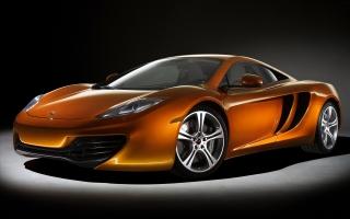 2011 McLaren Car