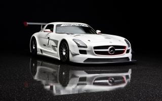 2011 Mercedes Benz SLS AMG GT3