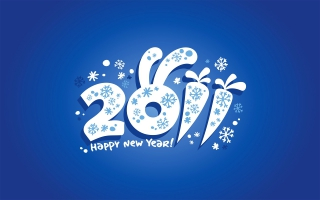 2011 New Year Wishes
