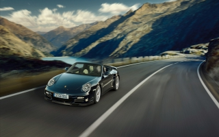 2011 Porsche 911 Turbo S 3