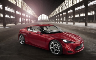 2011 Toyota FT 86 Sports Concept