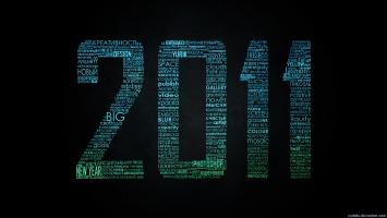 2011 Typography