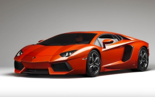 2012 Lamborghini Aventador LP700 4