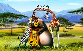 2012 Madagascar 3