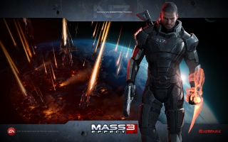 2012 Mass Effect 3 Game