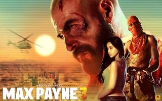 2012 Max Payne 3