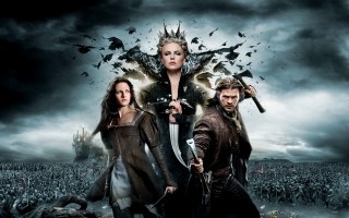 2012 Snow White & The Huntsman