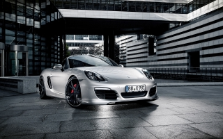 2012 TechArt Porsche Boxster