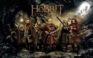 2012 The Hobbit An Unexpected Journey