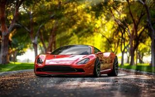 2013 Aston Martin DBC Concept