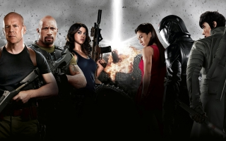 2013 G.I. Joe Retaliation