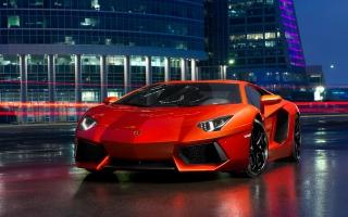 2013 Lamborghini Aventador LP700 4