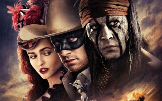 2013 The Lone Ranger Movie