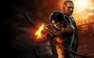 2013 Tomb Raider Game