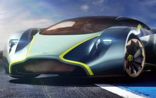 2014 Aston Martin DP 100 Vision Gran Turismo