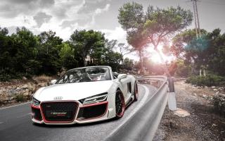 2014 Audi R8 V10 Spyder Regula Tuning