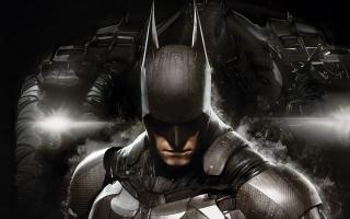 2014 Batman Arkham Knight