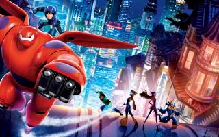2014 Big Hero 6