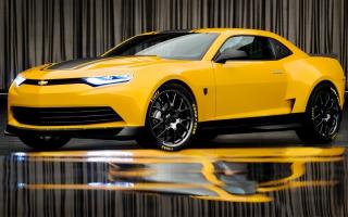 2014 Bumblebee Camaro Concept