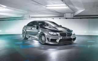 2014 Hamann BMW M6 Gran Coupe