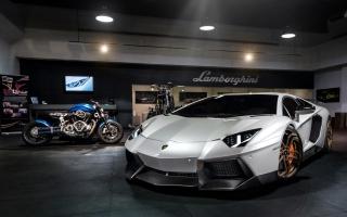 2014 Lamborghini Aventador Novitec Torado