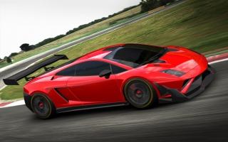 2014 Lamborghini Gallardo GT3 FL2