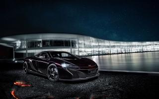 2014 McLaren MSO 650S Coupe Concept