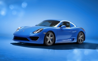 2014 Porsche Cayman Moncenisio By Studiotorino