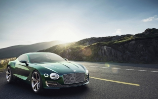 2015 Bentley EXP 10 Speed 6 Concept Car