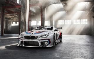 2015 BMW M6 GT3 F13 Sport