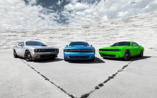 2015 Dodge Challenger Cars