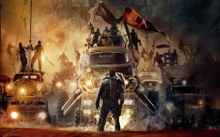 2015 Mad Max Fury Road Movie