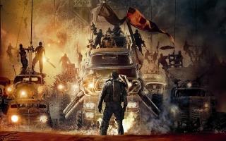 2015 Mad Max Fury Road Movie