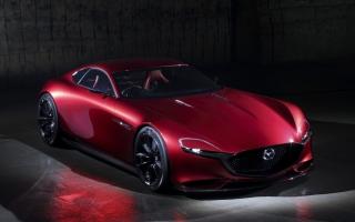 2015 Mazda RX Vision Concept
