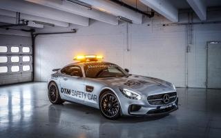 2015 Mercedes AMG GT S Safety Car