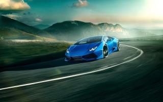 2015 Novitec Torado Lamborghini Huracan N Largo
