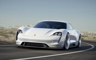 2015 Porsche Mission E