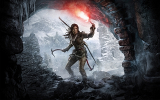 2015 Rise Of The Tomb Raider